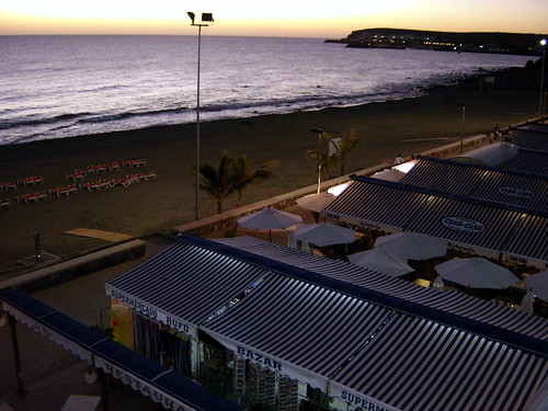 Meloneras Shooping Centre by the Beach | by elsua