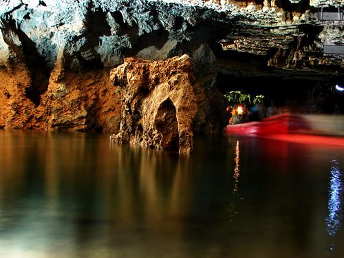 The Lion-Elephant Rock, Alisadr Cave