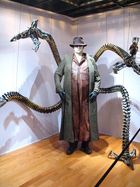 Doc Ock Costume 2343 Daniel Seb Villela Flickr