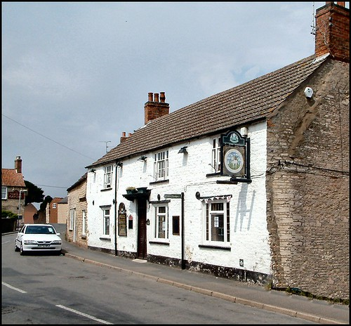 The White Hart, Metheringham, Lincolnshire | by Lincolnian (Brian)