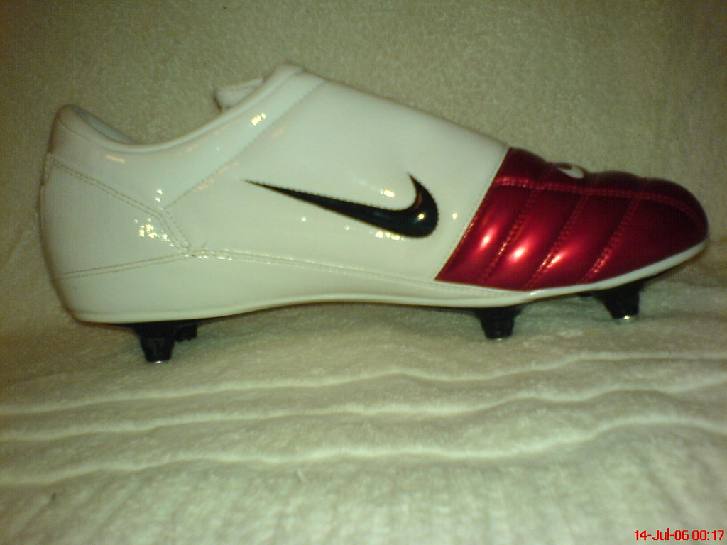0f6bd1387 My New Football Boots | This is the inside view of my new To… | Flickr