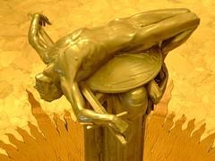 Sydney War Memorial: 'The Sacrifice' Sculpture