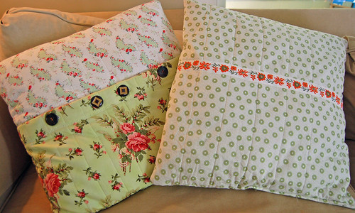 pillows | by SouleMama