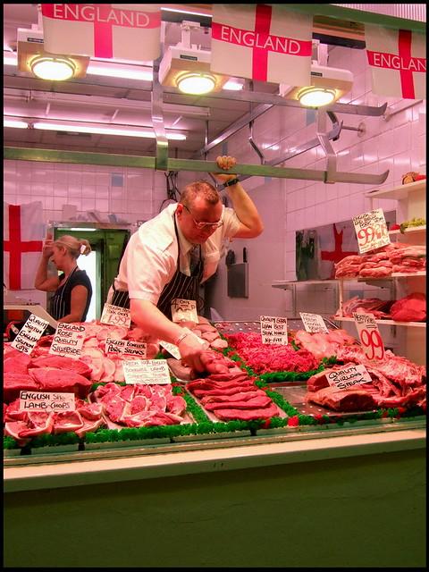 Prime English Beef