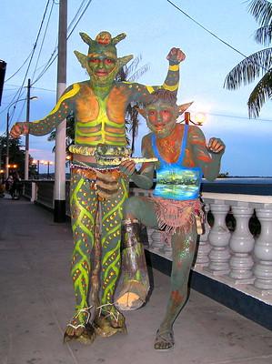 Yacumana y Chullachaqui