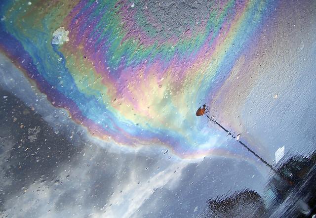 Oil hurricane