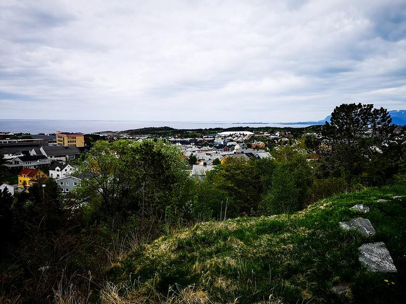 39-Utsikt mot Gomalandet fra Varden