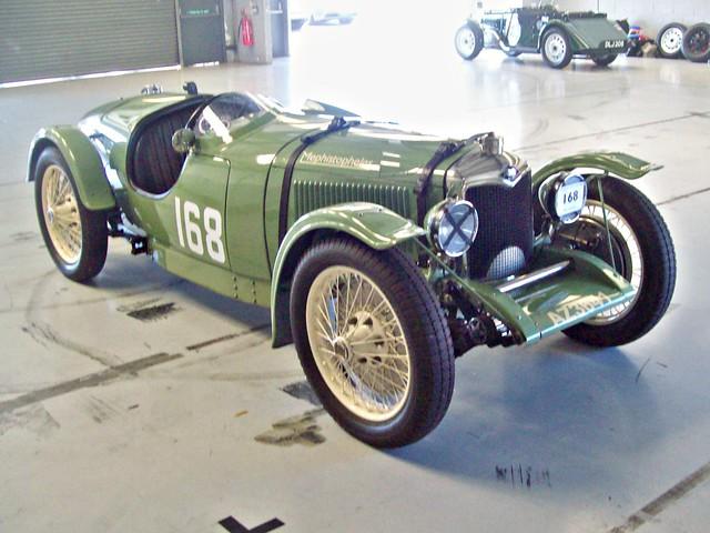 450 Riley Brooklands (1929) - AZ3841