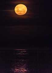 Pt Lonsdale Jetty Full Moon-3