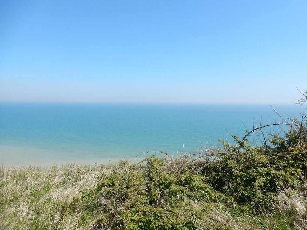 The sea Deal to Dover