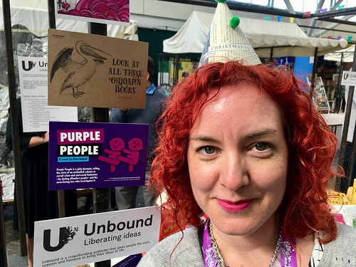 'Twas lovely to see @qwertykate representing @unbounders in @BrightonOpenMkt today. | by adactio