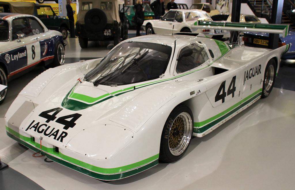Jaguar XJR-5 Group 44 1983   Tony Hisgett   Flickr