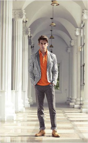 Anthony Lorca for Gaudi Homme