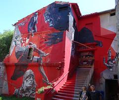 Old cinema, L'Isle sur la Sorgue