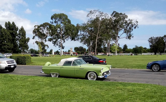 Ford Thunderbird on Mothers Day