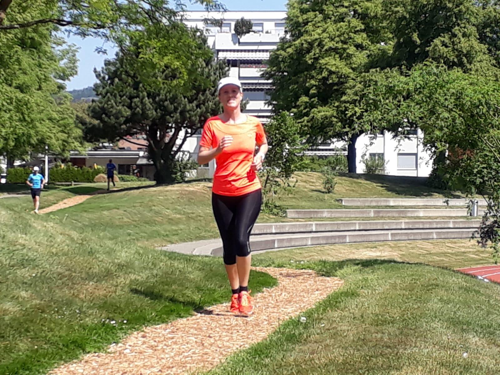 2018 Trainingsweekend mit Sandrine