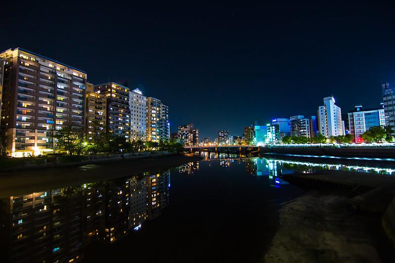 Hiroshima - city  / Canon EOS 60D TOKINA AT-X 116 PRO DX 11-16mm F2.8