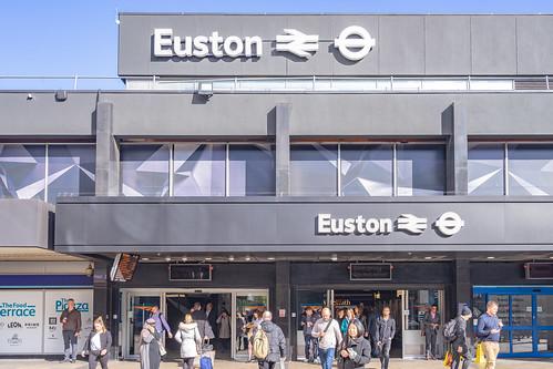 尤斯頓車站 | by wongwt