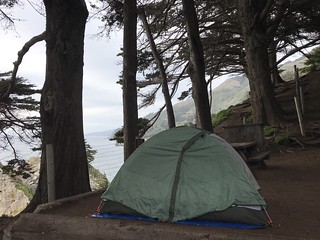 Camping in Big Sur | by SeeMonterey