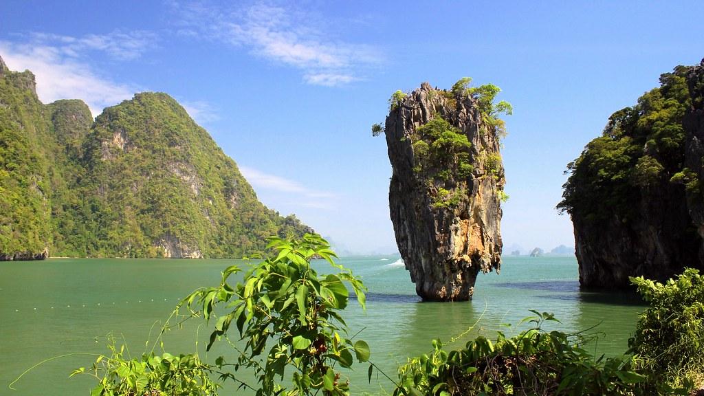 Phuket: Phang Nga Bay (Khao Ta-Pu - James Bond Island) | Flickr