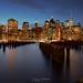 Manhattan Lights by marinas8