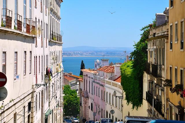 Lisbon : Travessa São Tomé