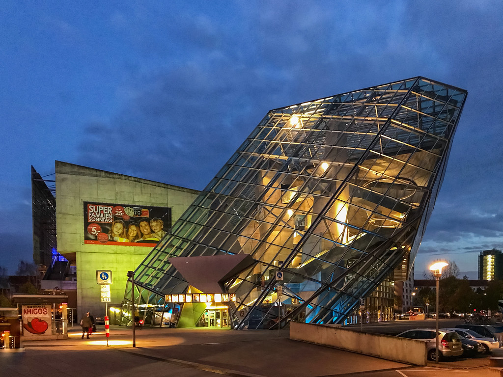 Ufa Filmpalast Dresden