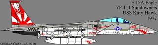 F-15-VF-111-Sundowners-1977 | by Motschke