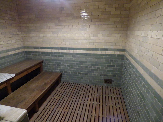 Wightwick Manor - Turkish Bath - sauna