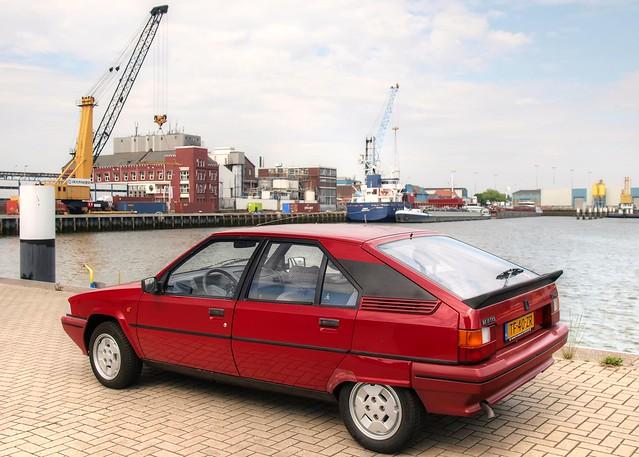 Citroën BX 19 TRS Automatic