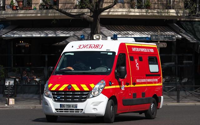 Sapeurs Pompiers de Paris (3)