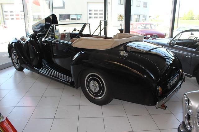 1940 Lagonda LG 6