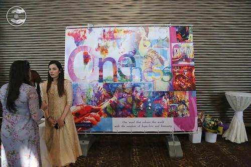 View of Nirankari Exhibition