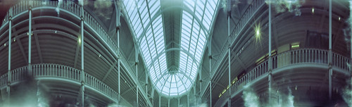 Anamorphic Grand Gallery