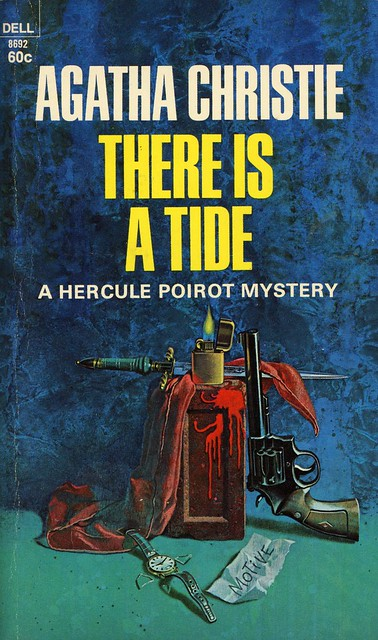 Dell Books 8692 - Agatha Christie - There Is a Tide