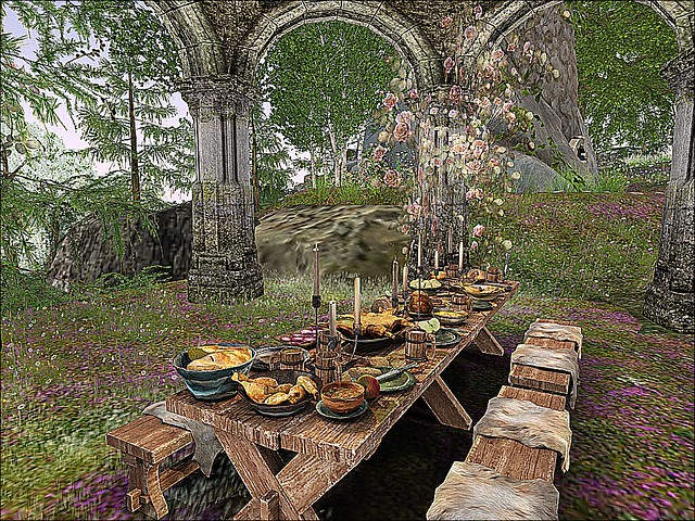 A Return To The Shire -Feast On the Glenn