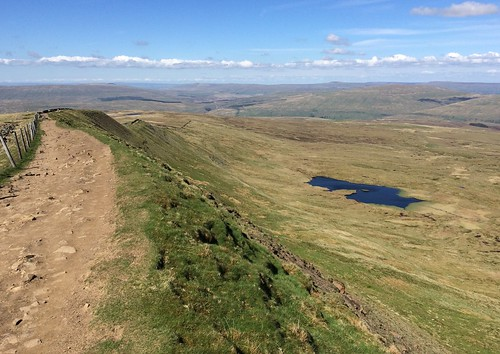 Greensett Tarn from Whernside | by malky_c