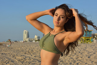 Instagram Photoshoot -- South Beach | by starbuck77