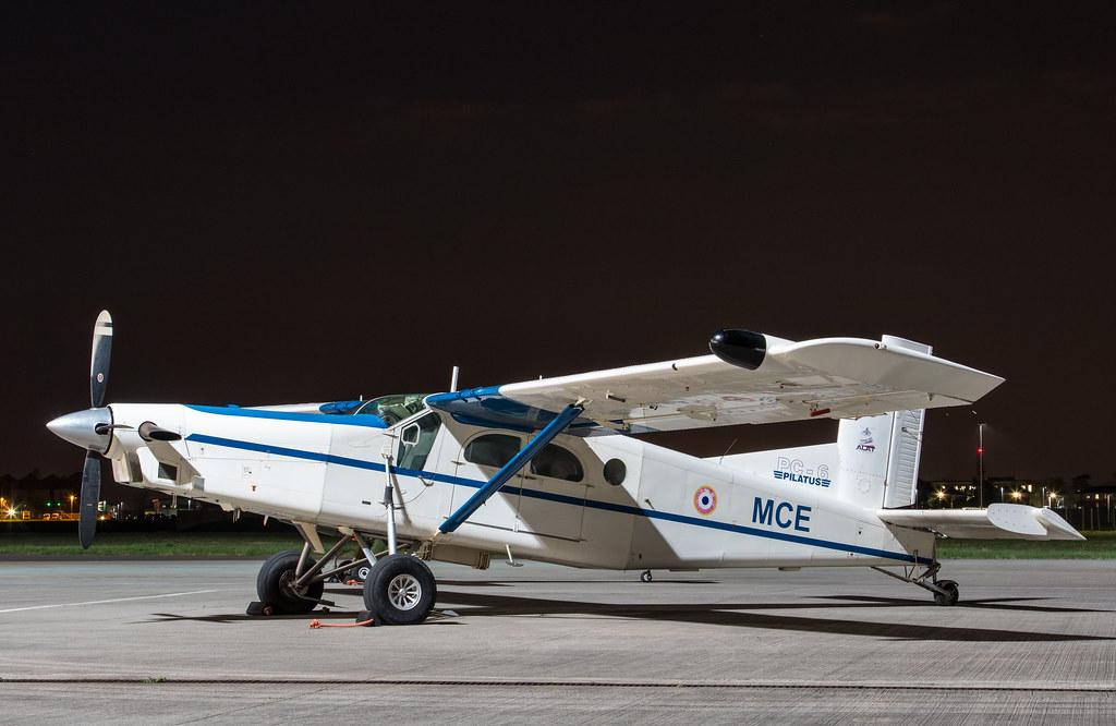 EGWU - Pilatus PC-6 Porter - Armée de Terre - MCE