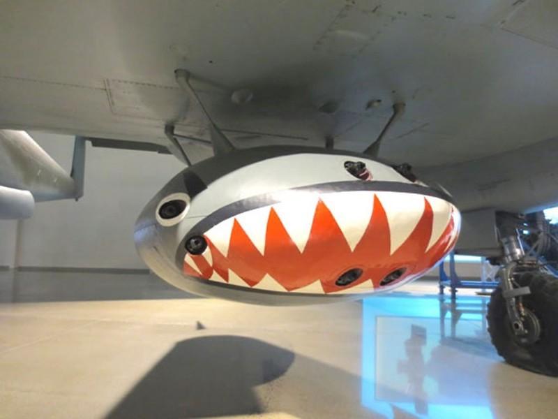 Saab J-21 R 8