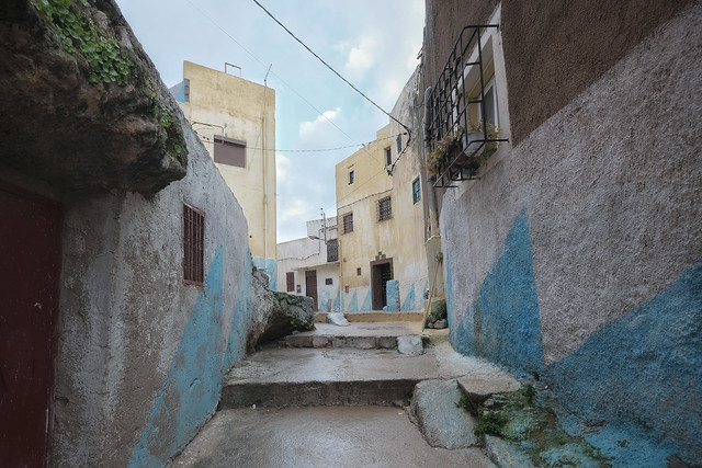 MAROC in the streets of BHALIL