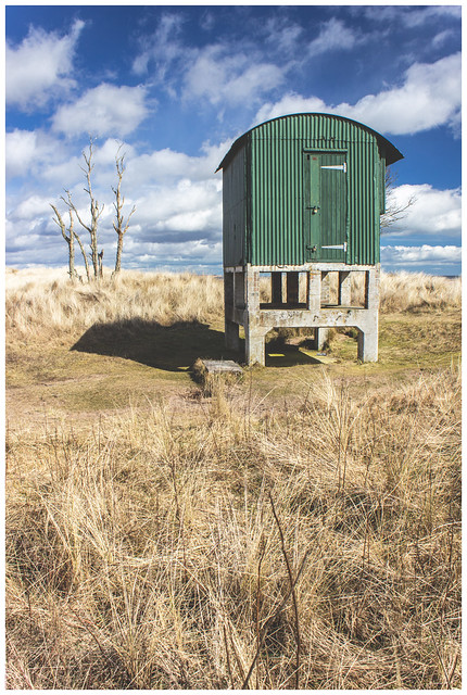 Observation Hut, Tentsmuir-6