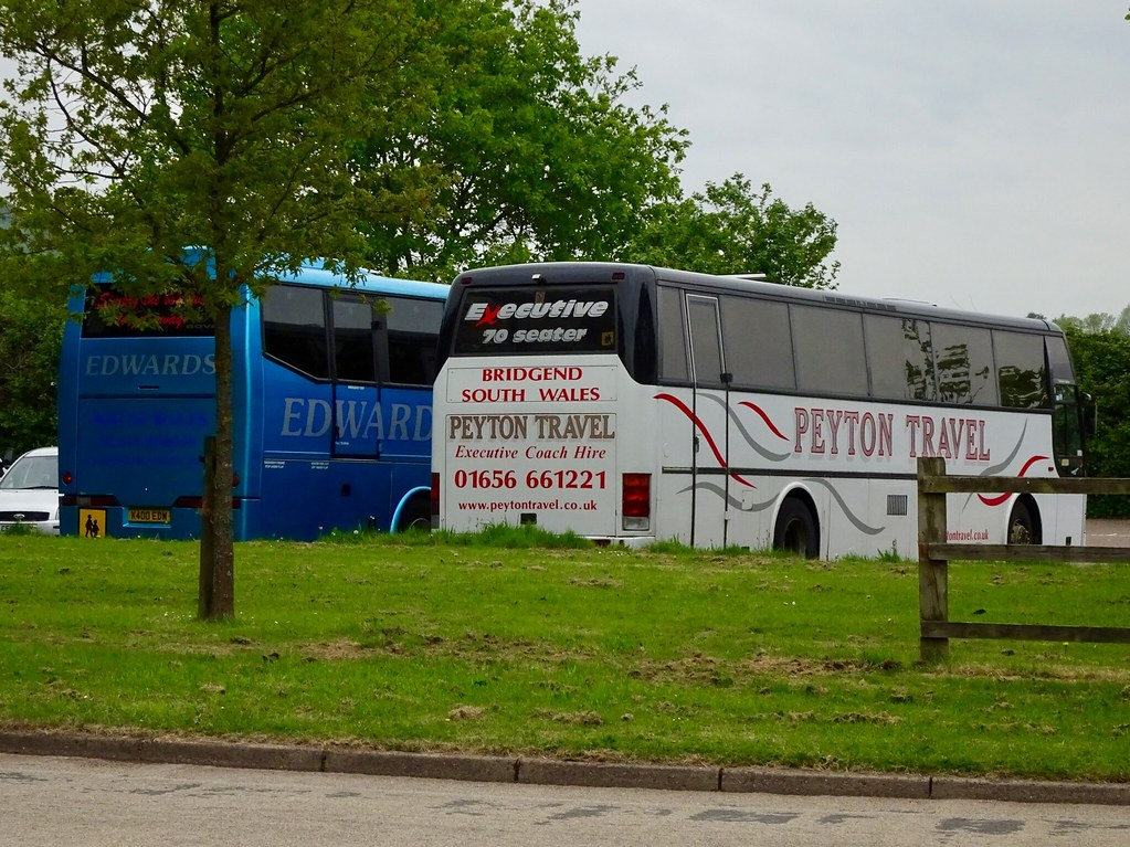 Edwards Peyton S Travel Coaches Greenmeadow Community F Flickr