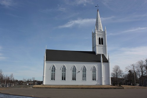 rexton newbrunswick canada church