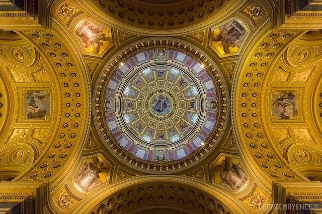 Basilique Saint-Étienne de Pest - Budapest (HR)