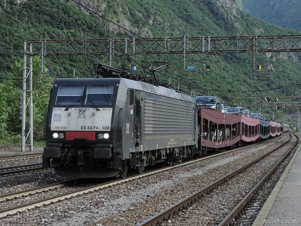 E189 938 exp13474 e189 938 db cargo italia utilizzata da for B b italia carugo