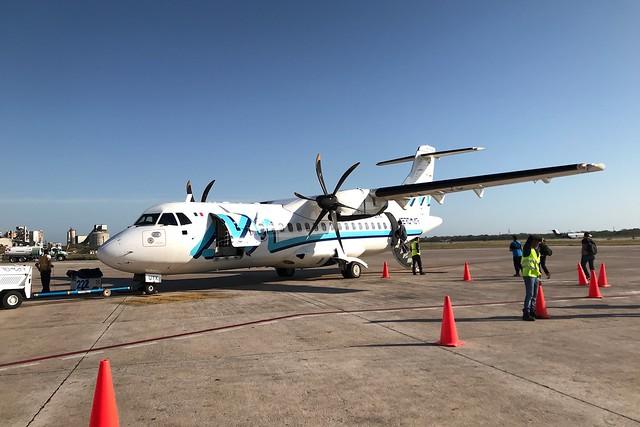 水, 2018-03-07 08:08 - メリダ空港, Aeromar機