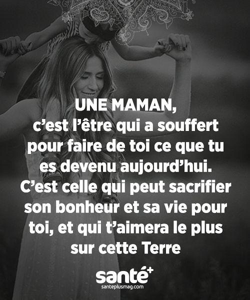 Citations Sur Les Mamans Santé Magazine Le Magazine D