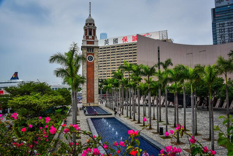 Torre del Reloj, Hong Kong
