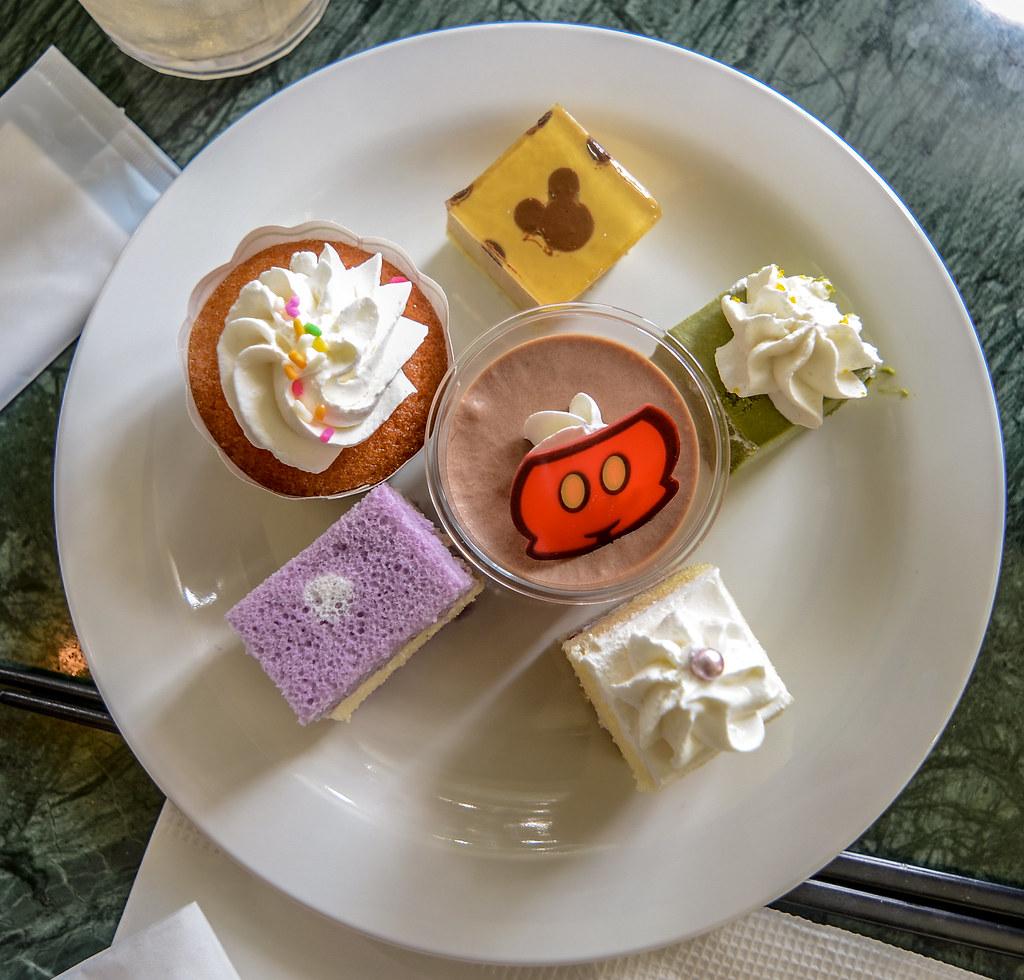Crystal Palace dessert plate TDL
